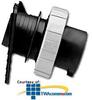Leviton 600 AC 3-Phase 2P3W Wiring Watertight Pin and.. -- 420B5W