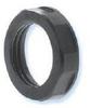 NPT Locknut, Standard 3/8 inch Nylon -- 78311392151-1 - Image