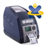 Thermal Transfer Programmable Label/Wire Marker Printer Brady IP™ Series -- 66282080120-1