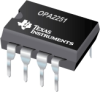 OPA2251 Single-Supply, MicroPower Operational Amplifiers -- OPA2251PAG4 -Image