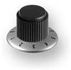 Gamma Series Aluminum Skirt Control Knob -- G-11-XSK