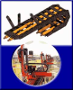 Uniflex Series Series 0455 Cable Carriers
