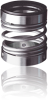 Sturdy Single Spring Component Seal -- Style 17
