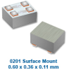0201 Surface Mount Low Barrier Silicon Schottky Diode Anti-Parallel Pair -- SMS7621-092