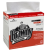 Brawny Industrial® Medium weight All Purpose Airlaid 1/4 Fold Wipers (Dispenser Box)