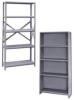 20 GA. CLOSED SHELVING -- HCA-536-12 - Image