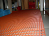 Kitchen Grid Industrial Mats - Flexible PVC Edging Roll -- 530B0000