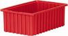 Grid Box, Akro-Grid Box 16-1/2 x 10-7/8 x 6 -- 33166RED - Image