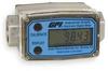 Flowmeter,Turbine,3/4 In FNPT -- 1XPR8