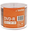 Imation 50 x 4.70 GB DVD-R Storage Media -- 27275