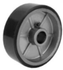 RA SERIES: Rubber Mold on Aluminum Hub Wheels -- 1025RAF0