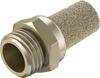 Pneumatic muffler -- AMTE-M-LH-N14 -- View Larger Image