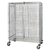 "60"" x 24"" x 69"" Security Cart -- WSS602469"