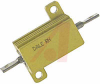 Resistor;Wirewound;Res 470 Ohms;Pwr-Rtg10 W;Tol 1%;Lug;Alum Housed;Military -- 70201451
