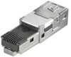 Passive Industrial Ethernet IP67 Plug-In Connector Inserts RJ45 -- IE-PI-RJ45-FH -- View Larger Image