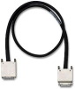 SHC68-C68-D4 Shielded Single-Ended Cable, 1 m -- 196275-01 -Image
