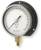 Compound Gauge,30 In Hg Vac to 100 Psi -- 4FGC6