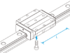 Linear Motion Guide HSR -- HSR55HB-Image