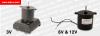 D.C. Gearmotors (inch) -- A 3Z16-0015A