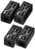 25-72 Watts Single Output Desktop Power Supply for Industrial Applications -- UI72/PA Series -Image