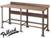 EXTRA HEAVY DUTY PLATE TOP WORK BENCH -- H152-330 - Image