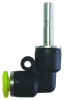 Push-Quick Elbow Reducer -- PQ-ER1216 -Image