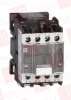SHAMROCK TC1-D2501-F6 ( 3 POLE CONTACTOR 110/60VAC OPERATING COIL, N C AUX CONTACT ) -Image