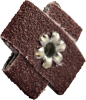 Merit AO Coarse Grit Cross Pad -- 8834185578 - Image