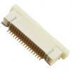 FFC, FPC (Flat Flexible) Connectors -- A101304CT-ND -Image