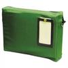 Expandable Dark Green Transit Sack, 14w x 11h x 3d -- 2342411L02 - Image