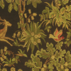Classic Forest Scene Lampasso Fabric -- K-Beauchamp -- View Larger Image