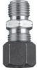 Stainless Steel Adaptor -- 4 - 6TF - 316 - Image