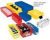 Polypropylene Shelf Bins -- H30094-BE -- View Larger Image