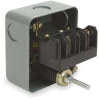 PressureSwitch,110-125PSI,1Port,DPST,10A -- 2FH16