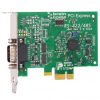 1 Port RS422/485 Low Profile PCI Express Port Card -- PX-320 - Image
