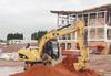 M313D Wheel Excavator