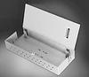 Aluminum Wall Mount Cabinet -- AM 200A-NST