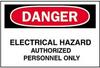 BRADY - 22092 - Safety Sign -- 232730 - Image