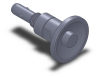 Button Locking Pin - 6MM -- QCBU0608-10