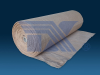 Vermiculite Coated Ceramic Fiber Cloth -Image