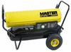 Master 125 000 BTU Kerosene / Diesel Forced Air Heater -- MAMH125TKFA
