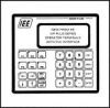 IEE (INDUSTRIAL ELECTRONIC ENGINEERS) - DMH22464-06 - LED Display Bezel -- 326922