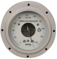 Flange Mount Pressure Gauge image