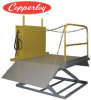 SURFACE MOUNT DOCK LIFTS -- HDS050-54-72X72 -- View Larger Image
