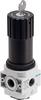 LRBS-D-O-MIDI Pressure regulator -- 194686