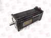 DANAHER MOTION B-604-B-A3 ( GOLD LINE BRUSHLESS SERVO MOTOR, STALL CONT 27.7RMS AMPS, STALL PEAK 84.8RMS AMPS, 230VAC, 3150RPM, 30.1NM @ 40C, 87.7NM, 69.8V/KRPM ) -Image