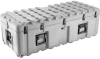 Pelican IS4517-1103 Inter-Stacking Pattern Case - No Foam - Gray -- PEL-IS451711031000000 -Image