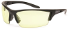 Honeywell Instinct S2829XP Universal Polycarbonate Safety Glasses SCT-Low IR Lens - Black Frame - Straight - 603390-13026 -- 603390-13026