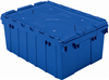 Container, Attached Lid Container 8.5 gal -- 39085BLUE