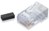 CAT6 Modular RJ-45 Connectors, 50-Pack -- FM860-50PAK